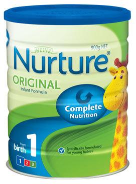 Heinz Nurture® Infant Formula 1