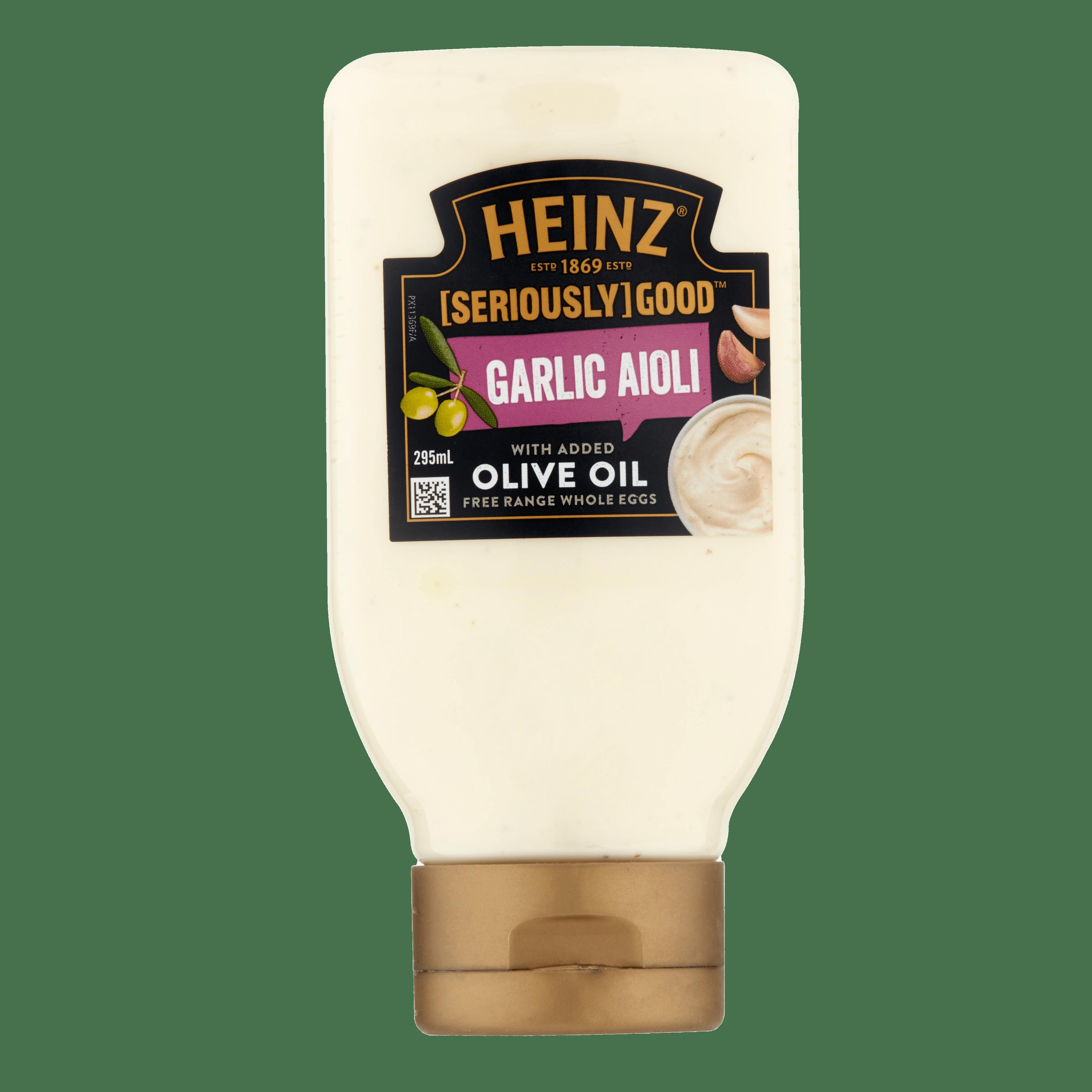 Garlic Aioli with Olive Oil