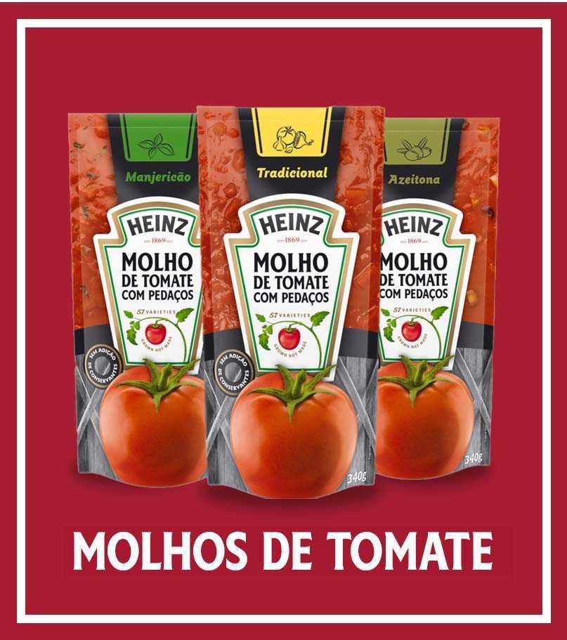 Molhos de Tomate category image