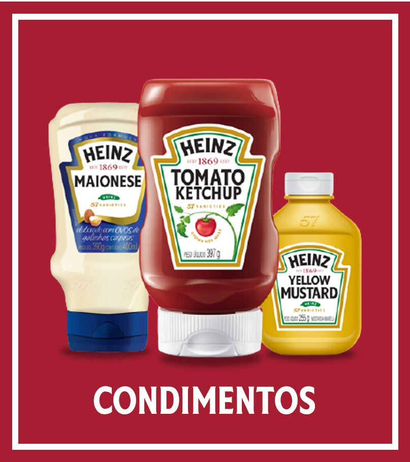 Condiments category image