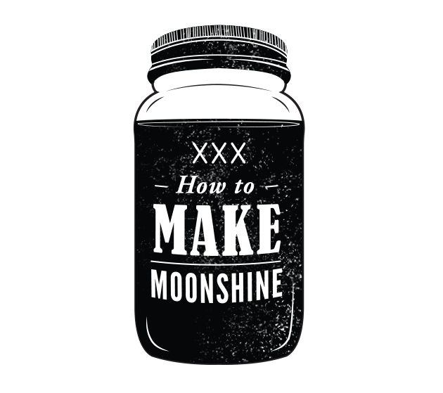 How to make moonshine