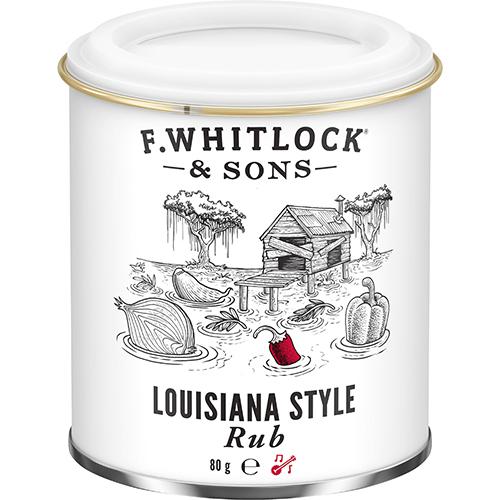 Louisiana Style Rub