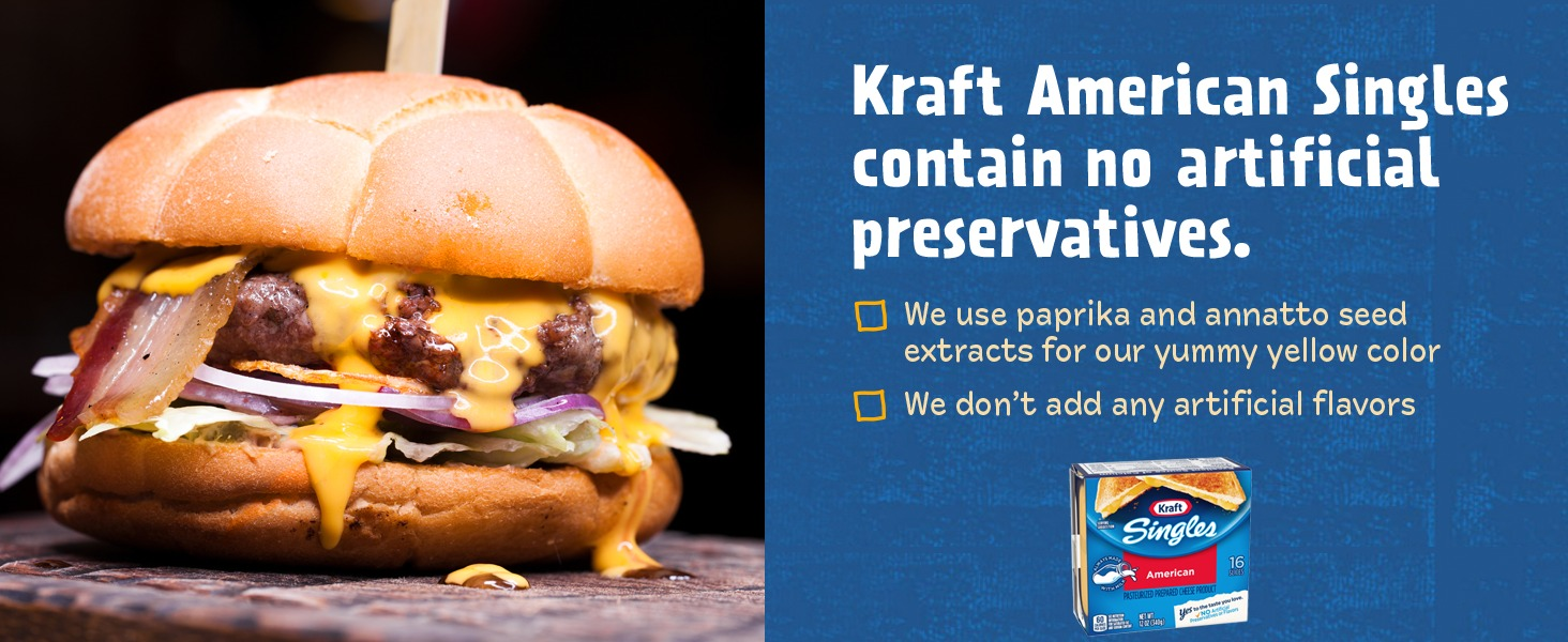 No artificial preservatives banner image