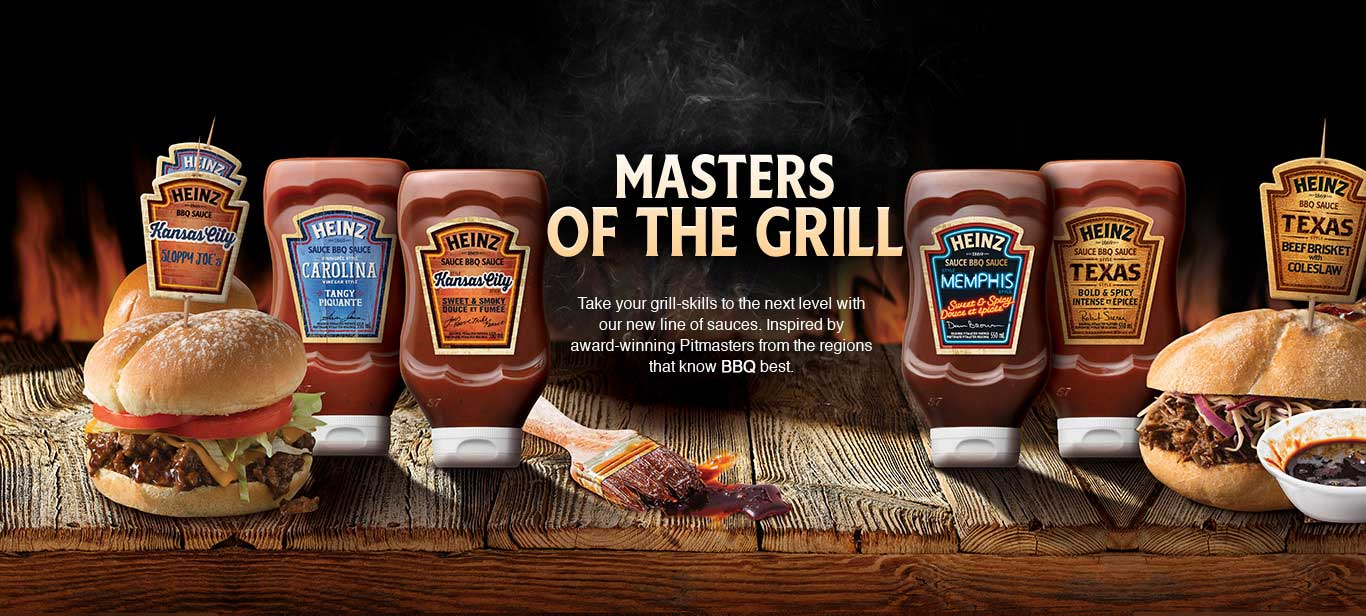 Masters of the grill image