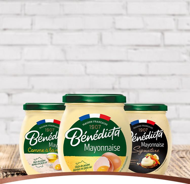 Mayonnaises banner image