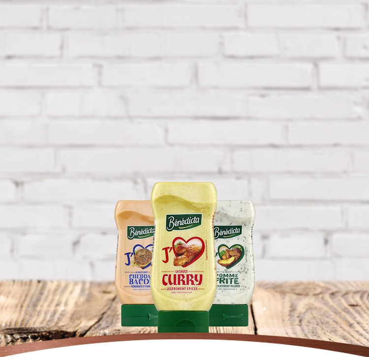 Sauces Snacks banner image