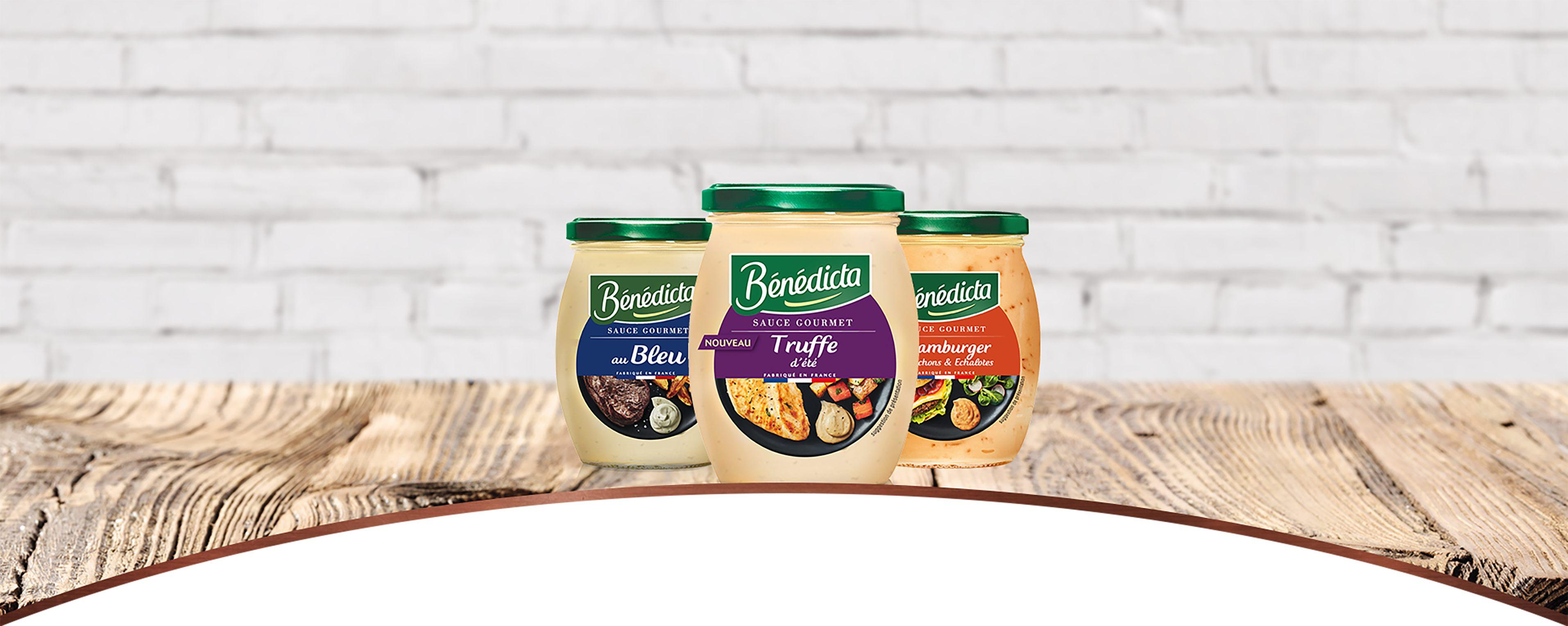 Sauces Gourmet banner image