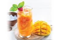 Dish Orange Mango Delight Melon