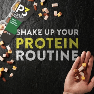 shake up your protein routine social image