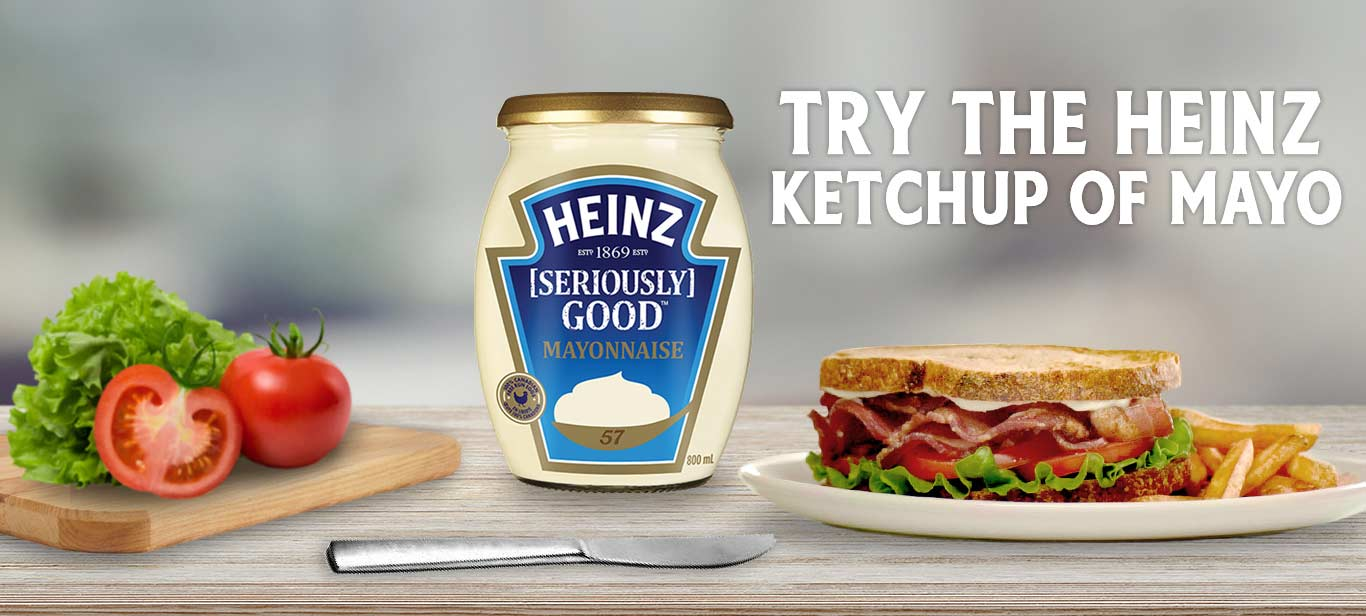 Heinz Good Mayonnaise
