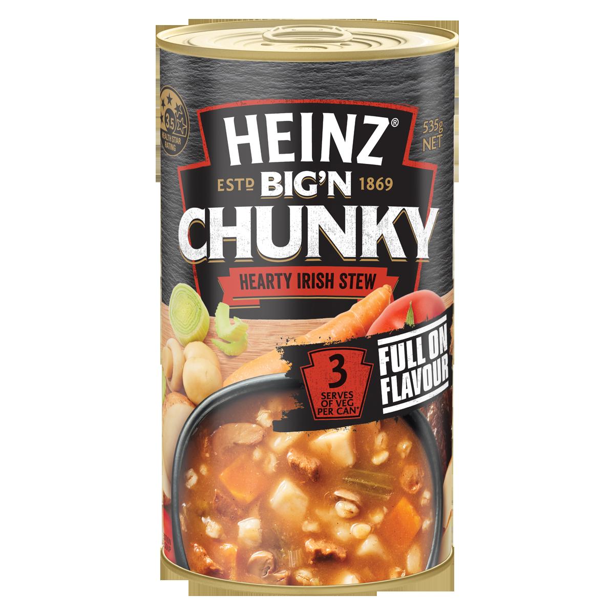 Heinz Chunky Hearty Irish Stew