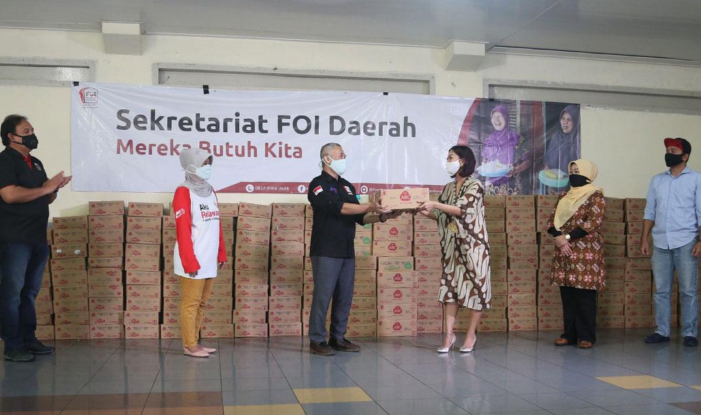Heinz ABC Inisiasi Gerakan untuk Lansia di Bulan Ramadhan